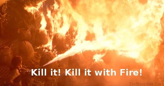 пусть горят