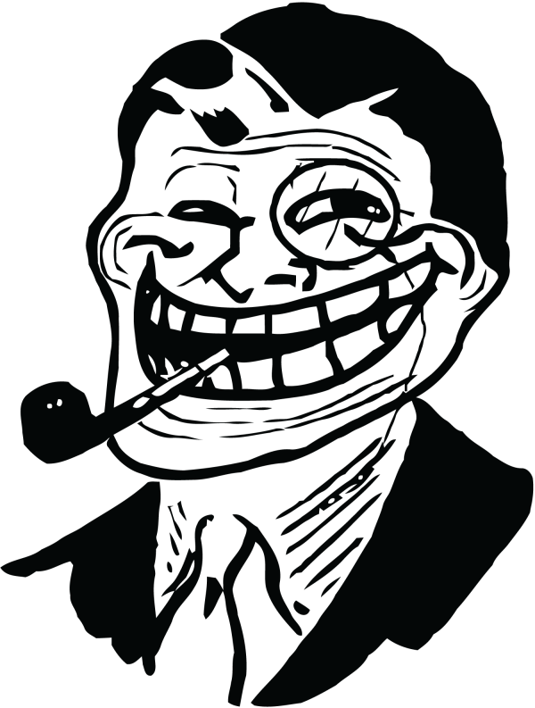 Trollface Png Transparent Trollface Png